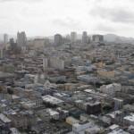 San Francisko z věže